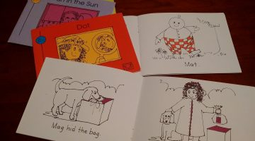 Apraxia and Literacy: A Few of My Favourite Things (Guest Post by Angela Muis)