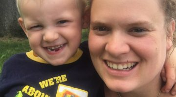 An Open Letter to the Moms of Children with Childhood Apraxia of Speech (Guest Post by Janelle Bennett)